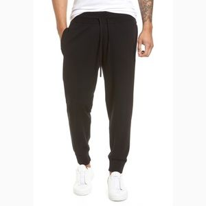 Vince Pants Slim Fit Joggers Drawstring Ankle Cuff